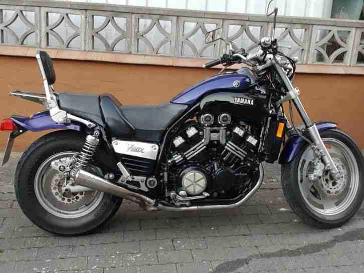 Yamaha Vmax 1200 offene Version KULT BIKE zum TOP Preis