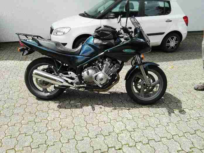 Yamaha XJ 600 4 BR Diversion Top Zustand sehr gepflegt Garagenfahrzeug