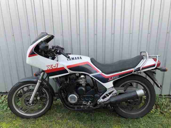 Yamaha Xj 600 51J Motorrad - Bestes Angebot von Yamaha.
