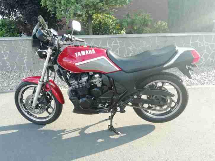 Yamaha XJ 600 51J