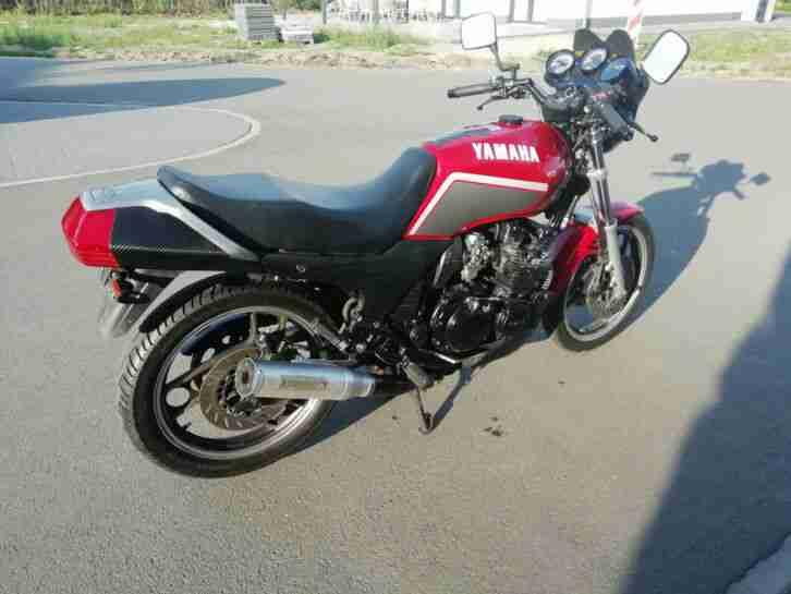 Yamaha XJ 600 51J erst 14t Kilometer - Bestes Angebot von