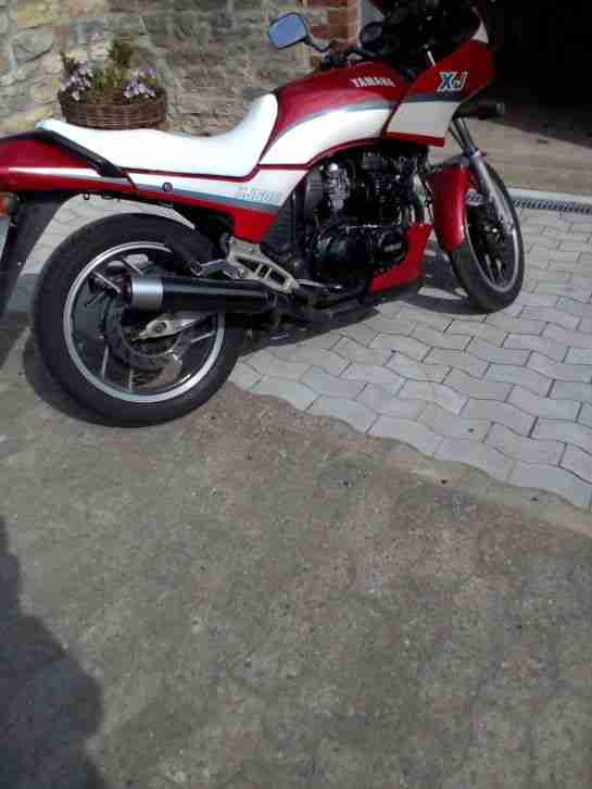 Motorrad Yamaha XJ 600 51 N - Bestes Angebot von Yamaha.
