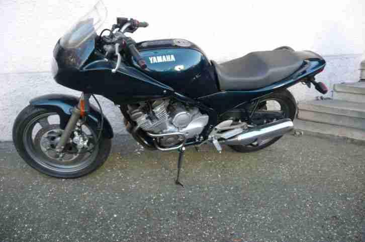 Yamaha XJ 600 Diverson N Baujahr 1992 - Bestes Angebot von