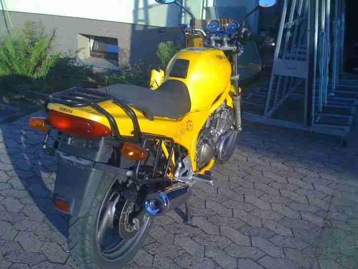 Yamaha XJ 600 N, Bj. 1994, Bastler Motorrad - Bestes