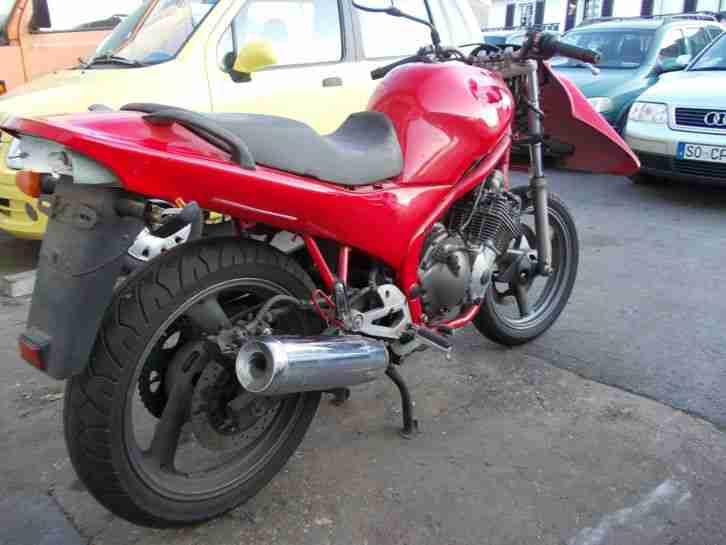 Yamaha XJ 600 N Diversion Unfallschaden - Bestes Angebot