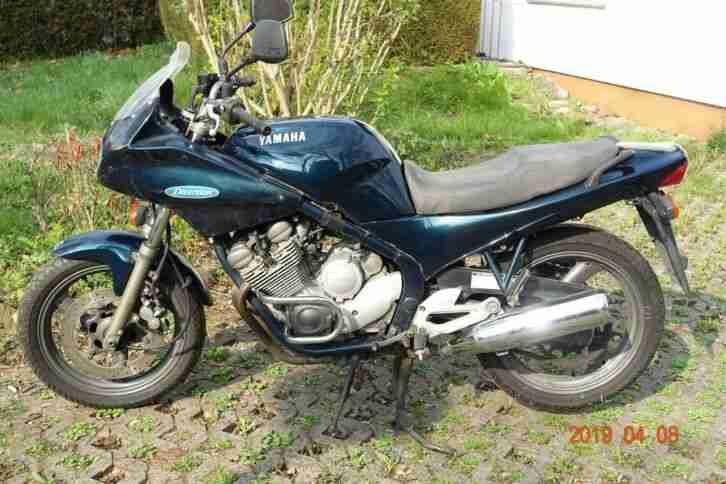 Yamaha XJ 600S Diversion 4BRB HU 04 21