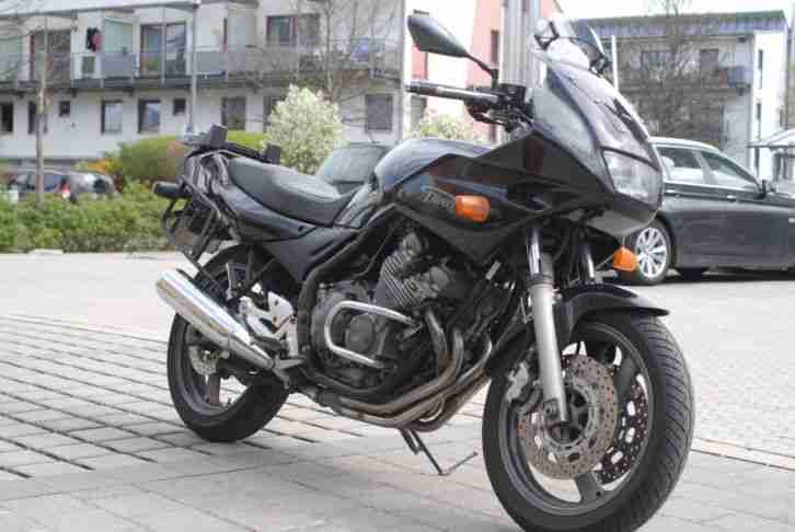 Yamaha XJ 600 s Diversion 4 BRA mit TÜV bis 04 - Bestes