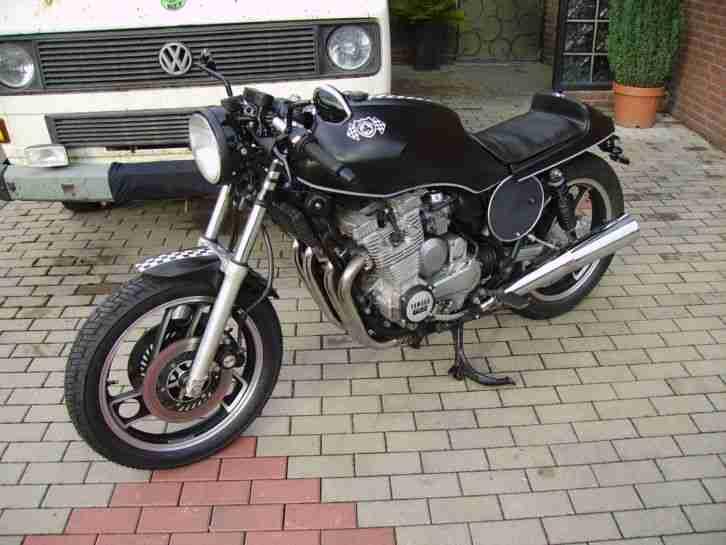 Yamaha XJ 750 41Y Cafe Racer !! Einzelstück Umbau !! TÜV neu