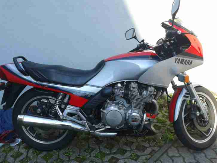 XJ 900 31A Youngtimer Tourer