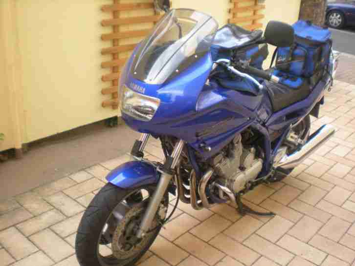 XJ 900 Diversion Sporttourer 31000 km