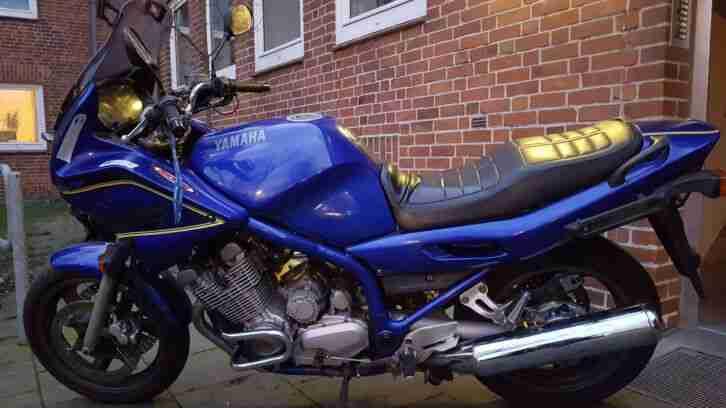 Yamaha XJ 900 Diversion Tüv Au 4 2020 Fahrbereit erst 120T. Km evtl. Tausch Bike