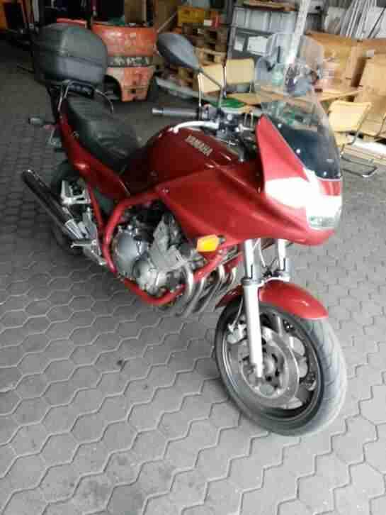 Yamaha XJ 900 S