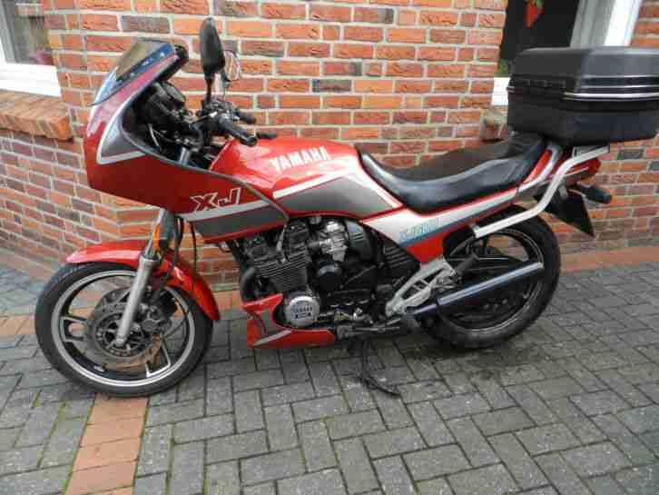 Yamaha xj600 51j - Bestes Angebot von Yamaha.