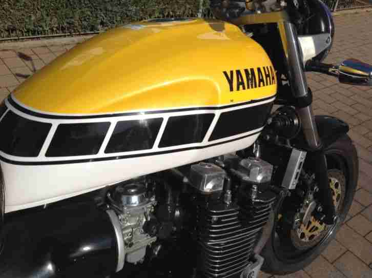 Yamaha XJR 1200 SP King Kenny Roberts, 1.Hand, 45tkm