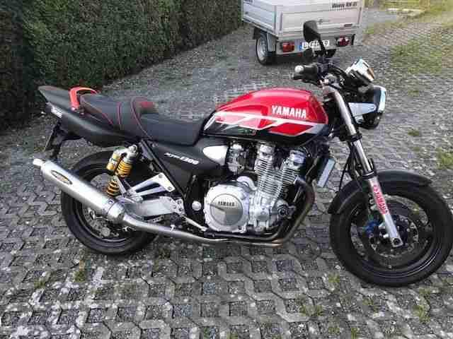 Yamaha XJR 1300 BIG BIKE viele Extras TOP BIKE