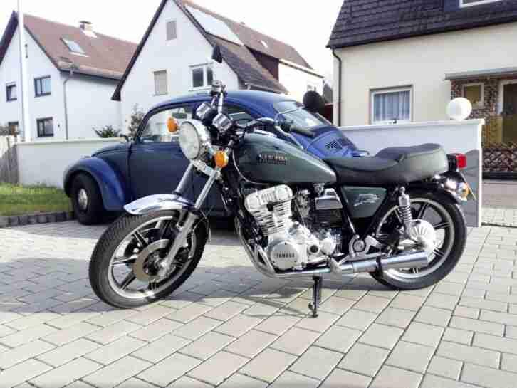 Yamaha XS 850 XS 750 Bj. 81 mit 850 er Motor