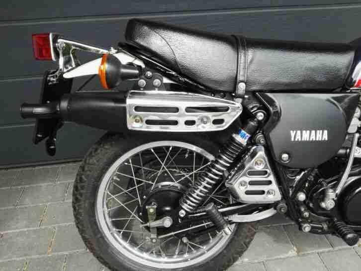 Yamaha XT 500 Enduro Top Zustand 1980 20 KW TÜV - Bestes Angebot von Yamaha.