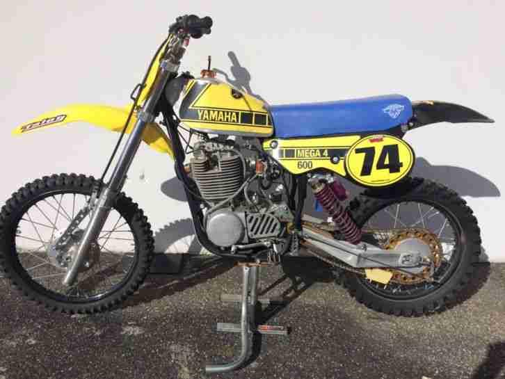 Yamaha XT 500 Maico Motocross