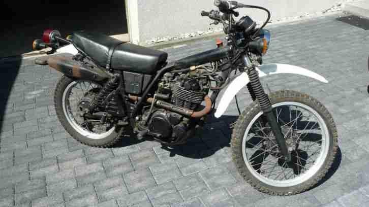 Yamaha XT 500 1U6 Top Zustand - Bestes Angebot von Yamaha.