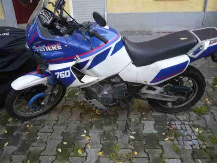Yamaha XTZ 750 Super Tenere TÜV 05 2019