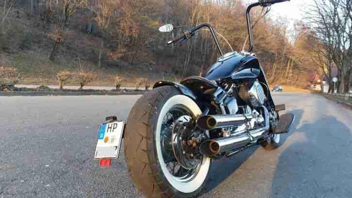 Yamaha XVS 1100 Drag Star Classic Custom Bobber Komplettumbau Custom Chopper