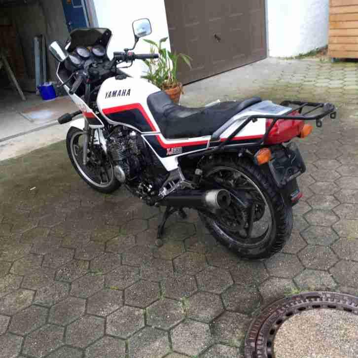 Yamaha Xj 600 51J blau - Bestes Angebot von Yamaha.