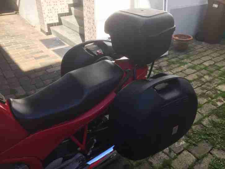 Yamaha Xj 600 Diversion 13 Tkm 1 Hd. mit Koffer