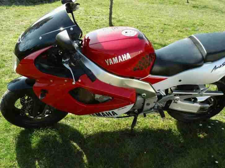 Yamaha YZF 1000 R Thunderace originaler Zustand