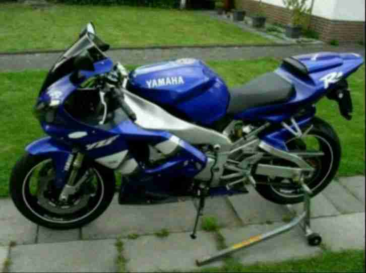 Streetfighter Motorrad Yamaha Custom Bike - Bestes Angebot