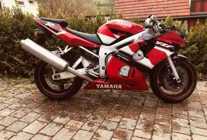 Yamaha YZF R6 Teile