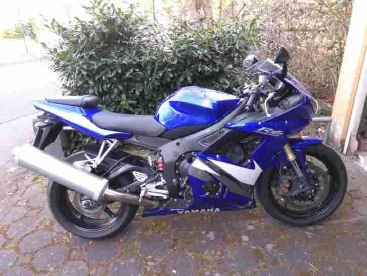 Yamaha YZF R6 rj 13