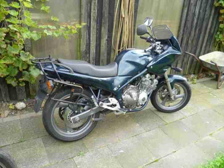 Yamaha für Bastler Unfall Fahrzeug