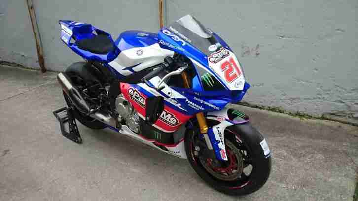 Yamaha r1 racing