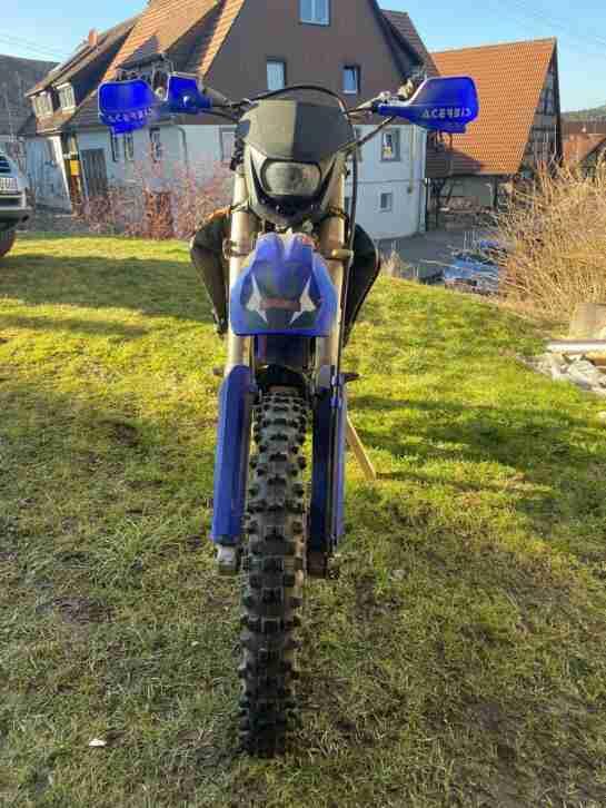 Yamaha wr 400 Enduro Crossmaschine