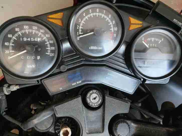 Yamaha xj 600 Bastelobjekt