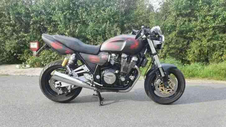 Yamaha xjr1200 4pu mit USD Gabel und Viper Heck