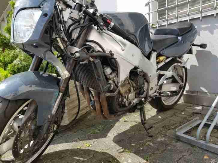 Yamaha yzf 750 r 4hn