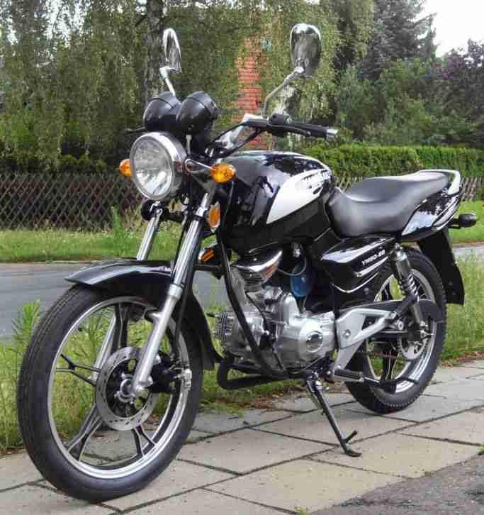 yamasaki ym50 8b naked bike 50ccm 4 takt bestes angebot. Black Bedroom Furniture Sets. Home Design Ideas