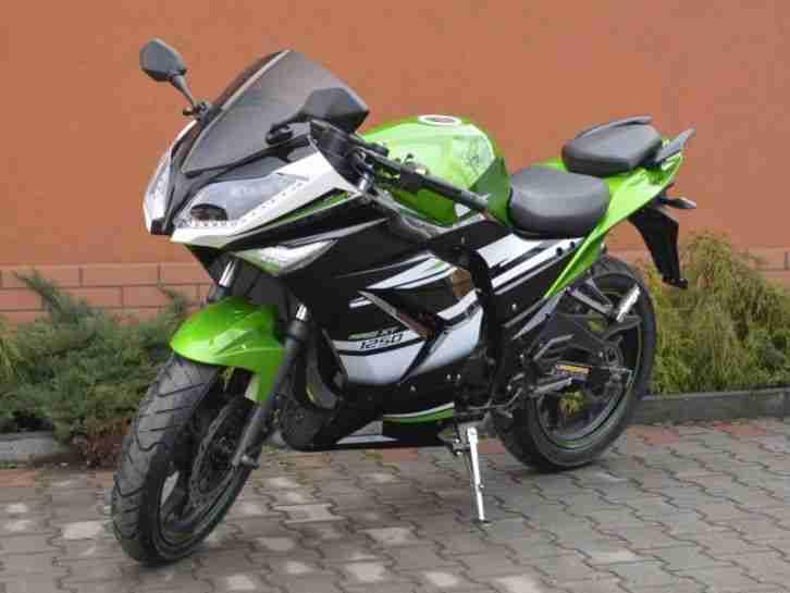 zipp pro xt 50 naked bike 50ccm 4 takt motorrad bestes. Black Bedroom Furniture Sets. Home Design Ideas