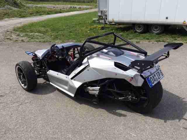 ztr roadster trikes buggy 2016 bausatz zur bestes. Black Bedroom Furniture Sets. Home Design Ideas