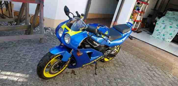 ZXR 750 J Kawasaki