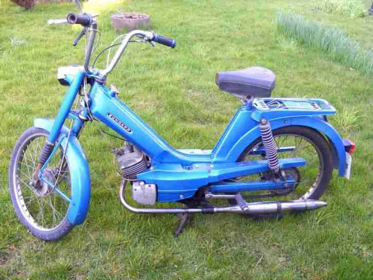 Automatik Moped 442 16 40km h 2,5PS