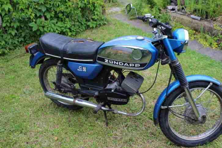 z ndapp c50 sport typ 529 01 moped 95 original bestes angebot von z ndapp. Black Bedroom Furniture Sets. Home Design Ideas