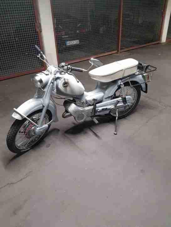 Zündapp C50 Super Moped aus dem Jahre 1970