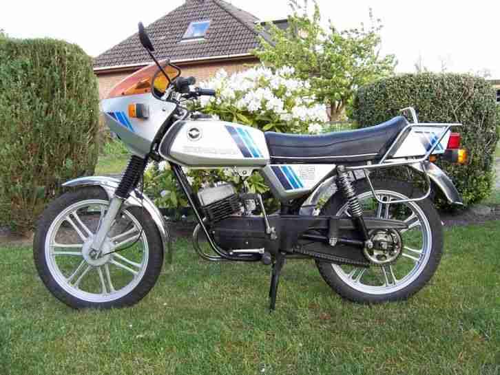 Zündapp CS 50 Mokick , Bj. 1984 , wenig - Bestes Angebot