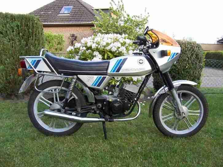Kleinmotorrad Zündapp CS 50/ 448-13 kaufen auf Ricardo