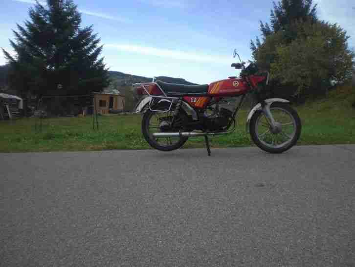 CS 50 Mokick Moped 4 Gang BJ: 1985
