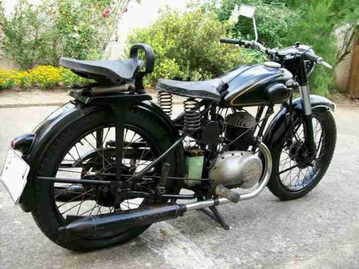 z ndapp db 200 oldtimer motorrad original mit bestes angebot von old und youngtimer. Black Bedroom Furniture Sets. Home Design Ideas