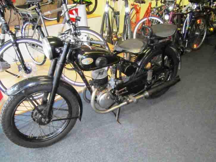 Zündapp DB 201 Bj.1951 - Bestes Angebot von Zündapp.