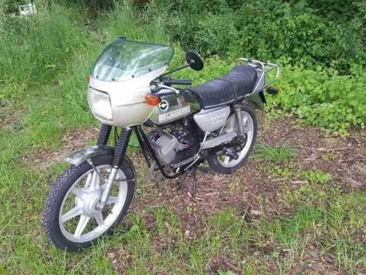 Zündapp GTS 50 5 Speed Bj.1980